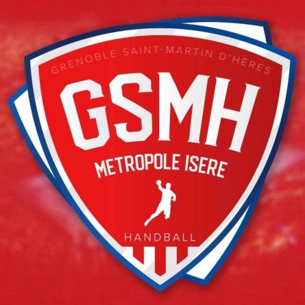 Le GSMHGUC devient le Grenoble Saint-Martin d'Hères Métropole Isère Handball
