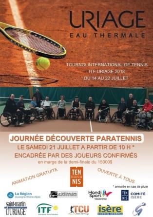 Future Uriage Eau Thermale : le programme du 21 juillet