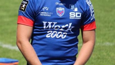FC Grenoble : le XV de départ face à Agen