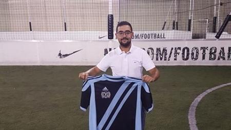Bilel Belaid jouera avec le Futsal des Géants cette saison