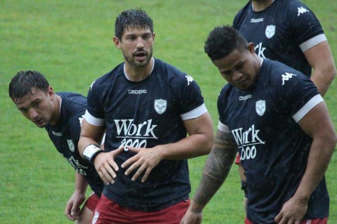 FC Grenoble : le XV de départ contre les Harlequins