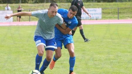 FC Echirolles : le groupe pour Limonest