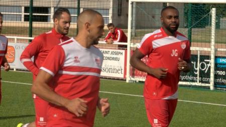 Le FC Salaise reçoit Charvieu-Chavagneux en Coupe LAURAFOOT