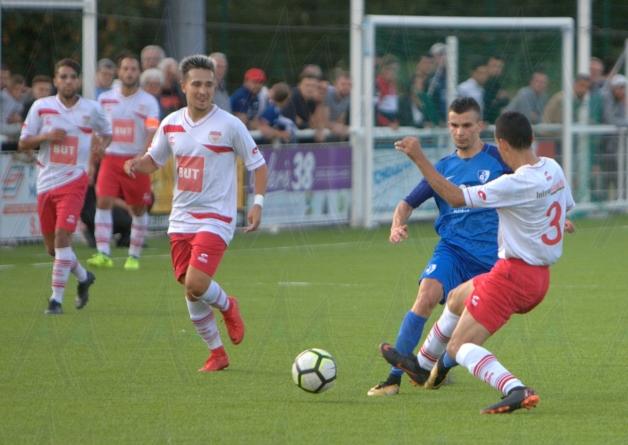 Le programme des 8e de finale de la Coupe Auvergne Rhône-Alpes