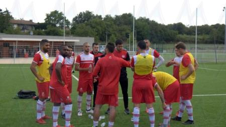 Guillaume Vial (FC Salaise) : «pas à rougir de notre défaite»