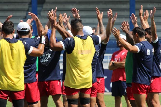 FCG : les photos de l'entraînement du 2 août