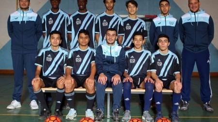 Le Futsal des Géants mise sur sa jeunesse
