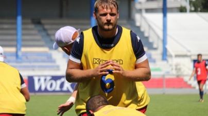 Mickaël Capelli prolonge avec le FC Grenoble