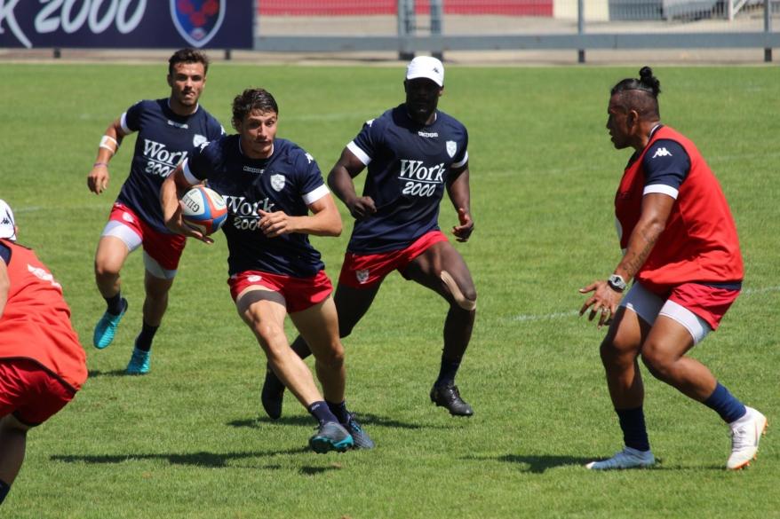 Pablo Uberti (FC Grenoble) suspendu une semaine