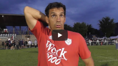 Stéphane Glas (FC Grenoble) : «Être plus régulier sur tout un match»