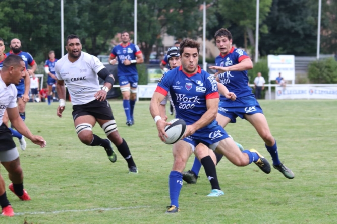 FCG – Provence Rugby en images