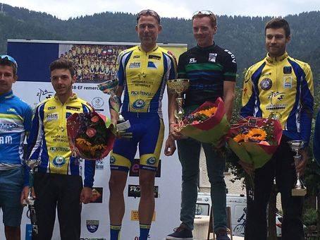 Retour sur la Vél'Autrans 2018 : courses cyclistes Minimes Cadets Séniors