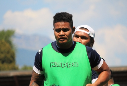 Trois Grenoblois retenus pour la tournée avec les Tonga