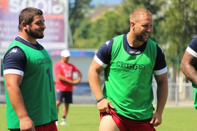 Loic Godener (FC Grenoble) : «Pas encore prêts»