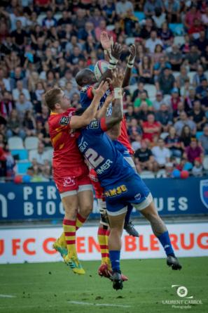 Dewald Senekal revient sur la victoire primordiale du FCG