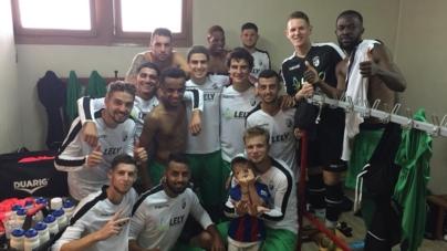 L'AC Seyssinet poursuit sa route en coupe de France