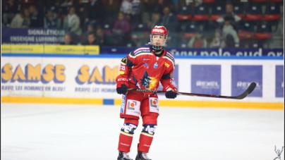 Quatre Brûleurs de Loups appelés en équipe de France U20 de hockey-sur-glace