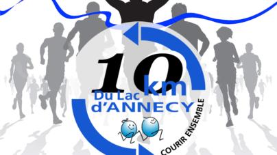 Les résultats des 10km d'Annecy