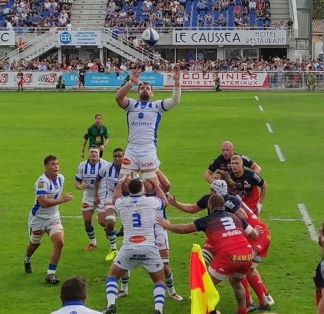 Le FC Grenoble battu chez le champion de France