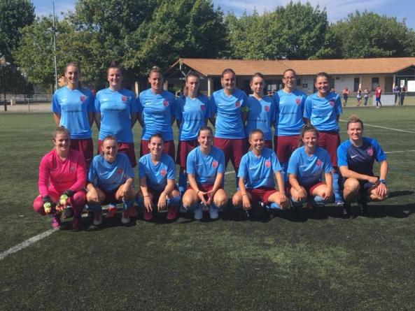 Les affiches du 3e tour de la coupe de France féminine de football