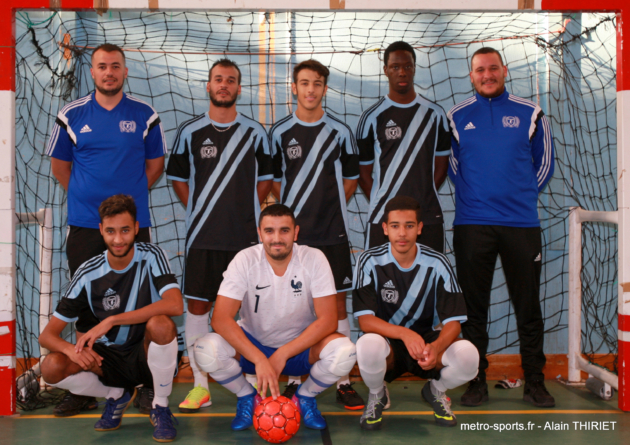 Futsal des Géants – Futsal Lac d'Annecy en images