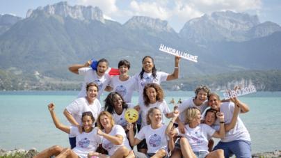 L'Euro Féminin de handball 2018 s'envoie en l'air