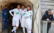 FC Echirolles : le groupe contre Limonest B