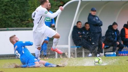 Alain Pochat (FC Villefranche Beaujolais) : «jamais simple d'assumer son statut»