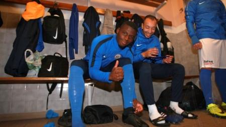 Un week-end avec le FC Echirolles en images (partie 1)