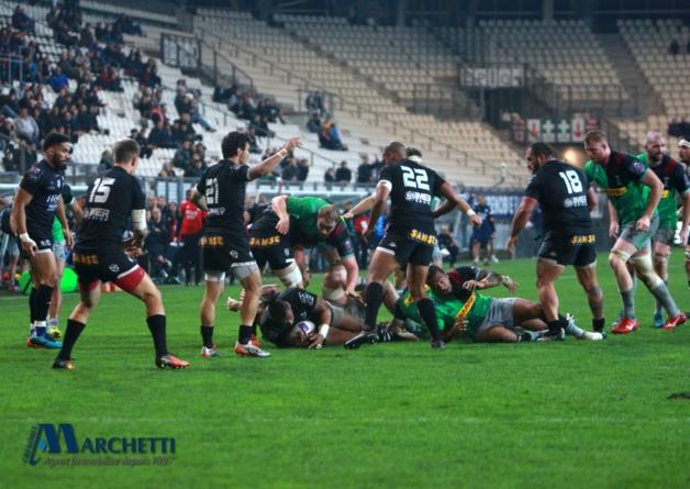 FC Grenoble : le XV de départ face à Clermont