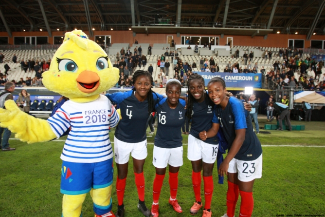 Toutes les photos de France – Cameroun