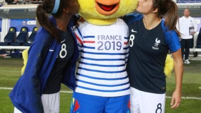 Le calendrier de la coupe du monde féminine