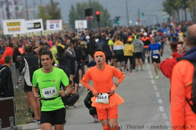 2600 photos de plus du Grenoble Ekiden 2018