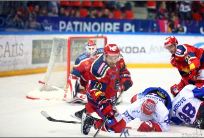Brûleurs de Loups Grenoble – LHC Lions (9-2) : les buts en vidéo