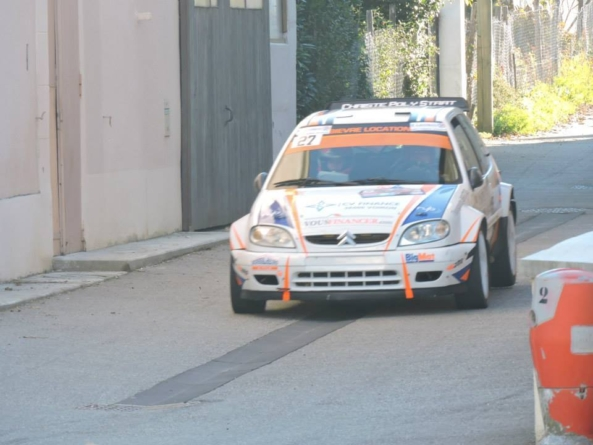 Rallye de la Noix: rendez-vous les 26 et 27 octobre