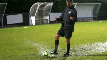 FC Echirolles – FC Villefranche Beaujolais reporté