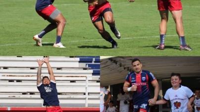 Leva Fifita, Alaska Taufa et Daniel Kilioni titulaires avec les Tonga