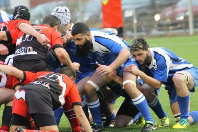 RC Grésivaudan – USJC Rugby : sale temps pour les Bleus et Blancs