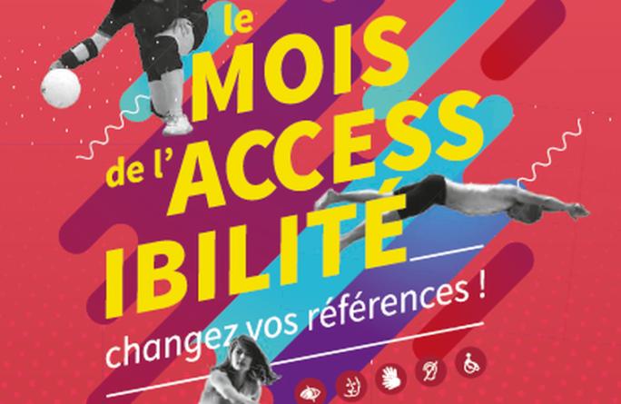 Place au sport lors du mois de l'Accessibilité à Grenoble
