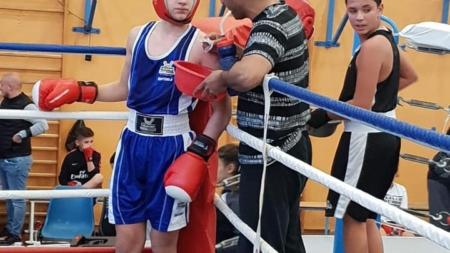Boxe : la journée départementale minimes/cadets en images