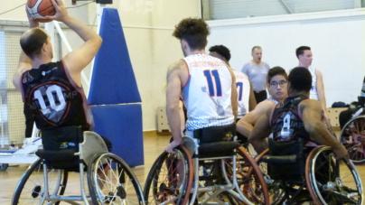 Le Meylan Grenoble Handibasket conserve son invincibilité après un long périple