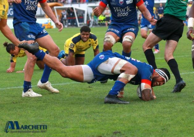 FC Grenoble – Castres Olympique programmé le 5 janvier