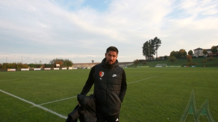 Sébastien Laugier (Football Côte Saint-André) : « Se sauver le plus vite possible »