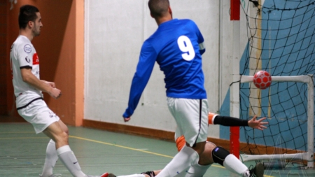 Retour en vidéo sur Futsal des Géants – Espoir Futsal 38 (1-2)