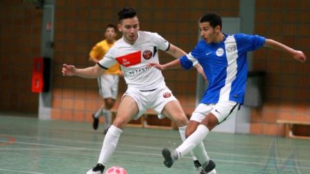 Futsal des Géants – Espoir Futsal 38 (1-2) en images