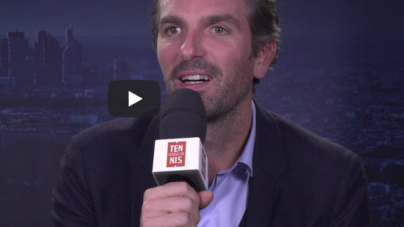 Julien Benneteau : «C'est avec plaisir que je reviens à Grenoble»