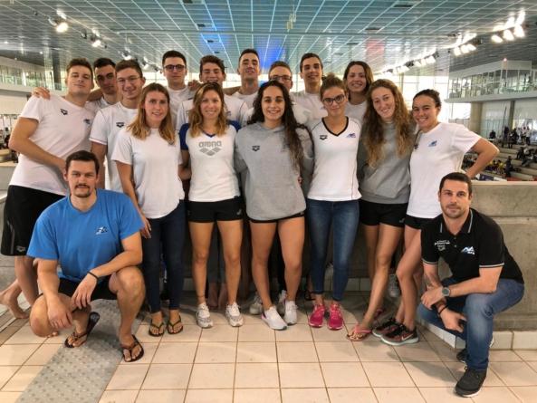 NC Alp 38 – Retour sur les Championnats de France en bassin de 25m