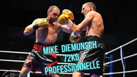 Après-midi et soirée boxe au Ring Grenoblois le 24 novembre