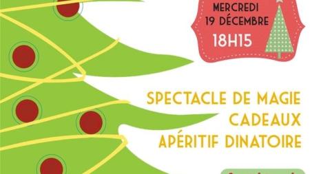 [Agenda] L'arbre de Noël de l'US Jarrie Champ Rugby le 19 décembre