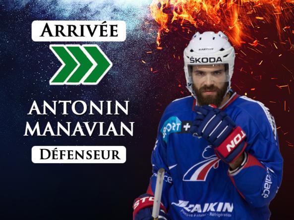 Retour d'Antonin Manavian chez les Brûleurs de Loups